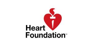 Our Partner Heart Foundation Logo